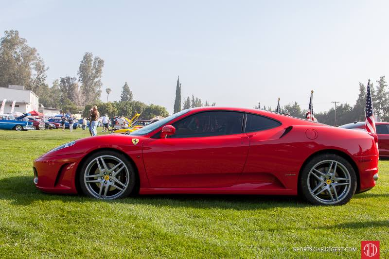 2005 Ferrari F430, owned by Chuck Stuewe