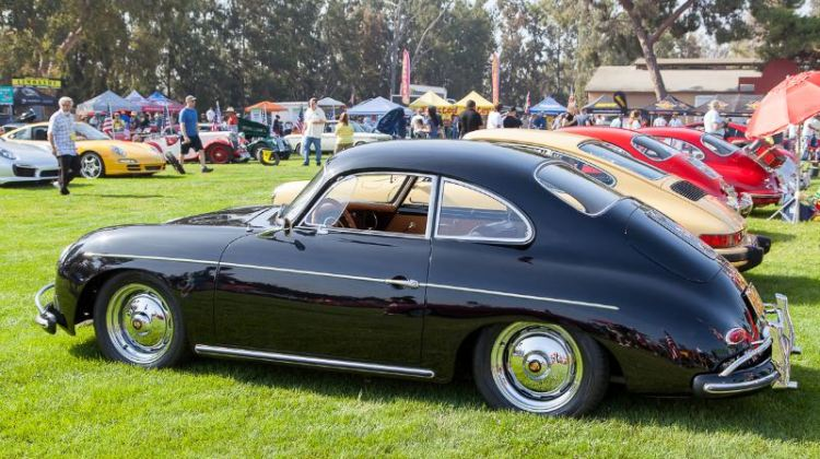 1958 Porsche 356 A Super, owned by Gary Shepherd