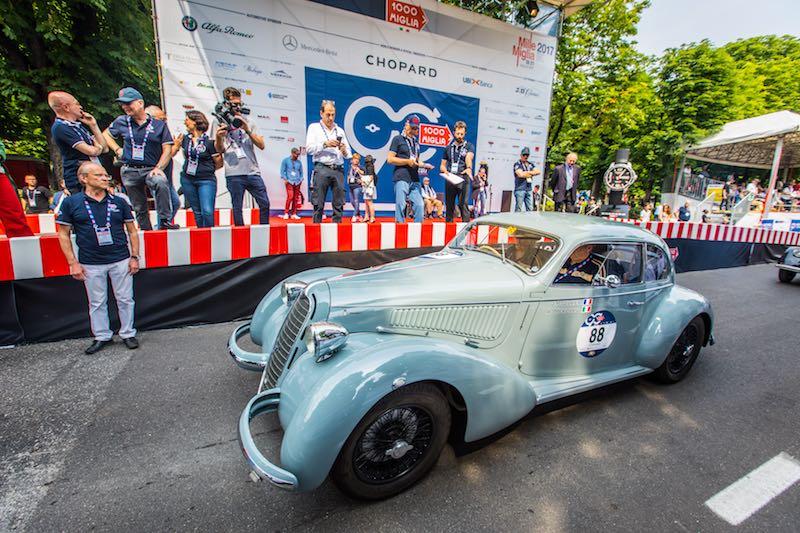1938 Alfa Romeo 6C 2300 Coupe Mille Miglia