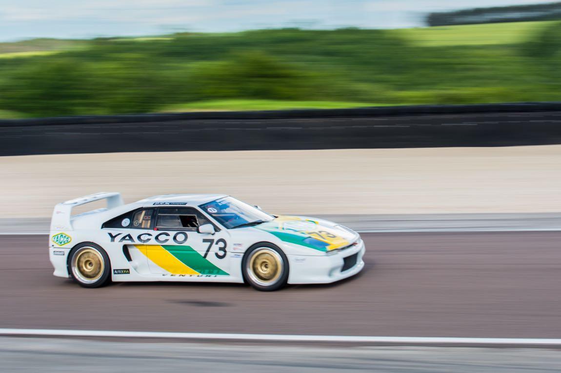 Grand Prix de L'Age D'Or 2017 - Dijon-Prenois Circuit