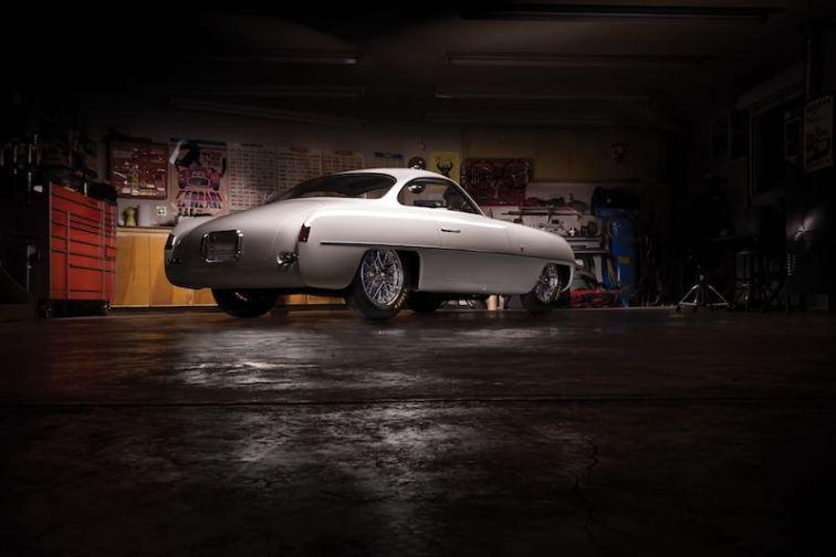 1953 Abarth 1100 Sport by Ghia (photo: Angus McKenzie)