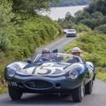 Jaguar D-Type Celebration at Concours of Elegance