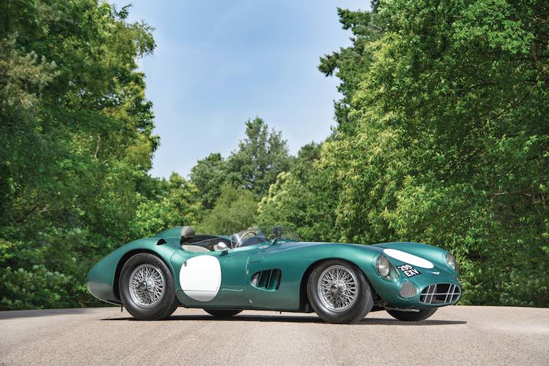 1956 Aston Martin DBR1, chassis 1 (photo: Tim Scott Fluid Images)