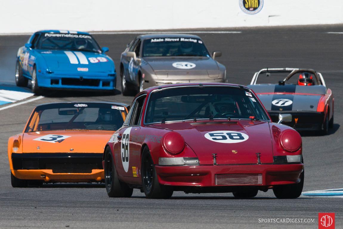 John Kish - 1973 Porsche 911E