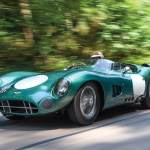The First Aston Martin DBR1