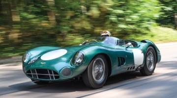 1956 Aston Martin DBR1, chassis number 1 (photo: Tim Scott)