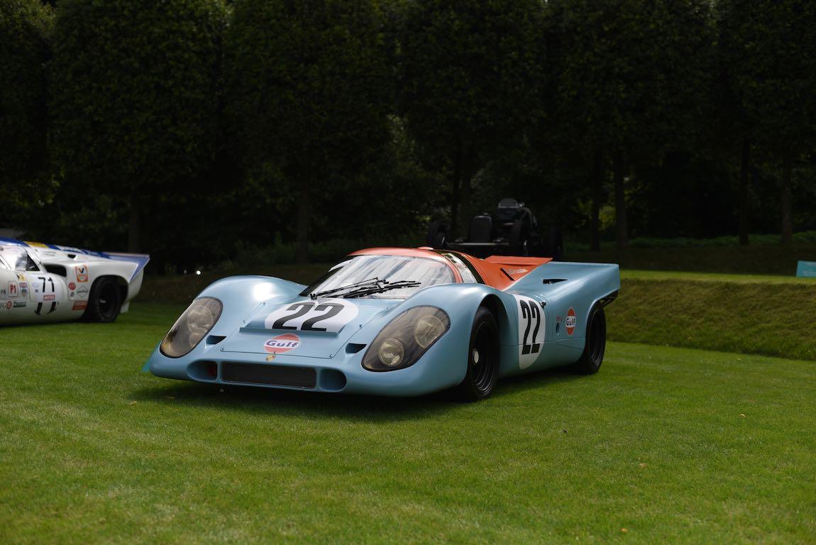 1969 Gulf Porsche 917 Credit Rufus Owen