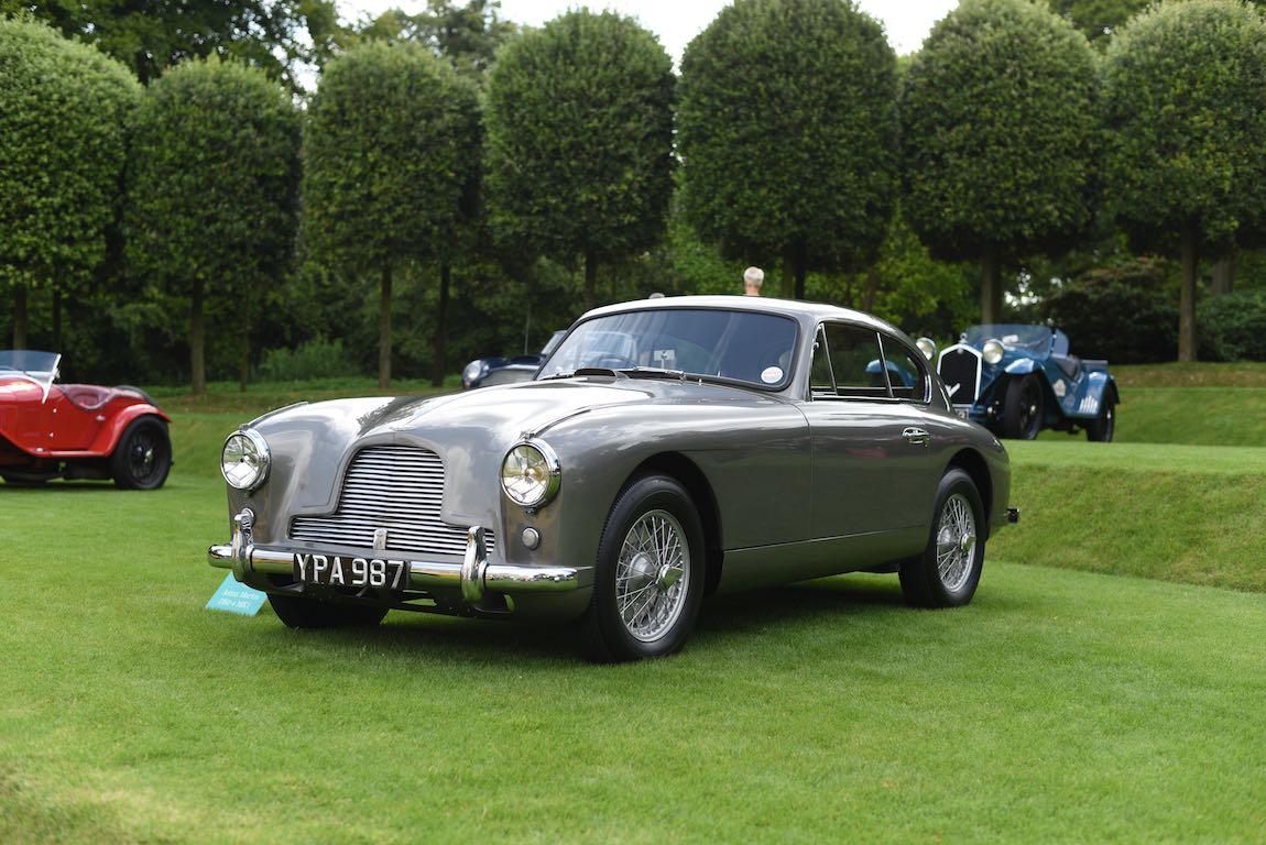 1955 Aston Martin DB2/4 Credit Rufus Owen