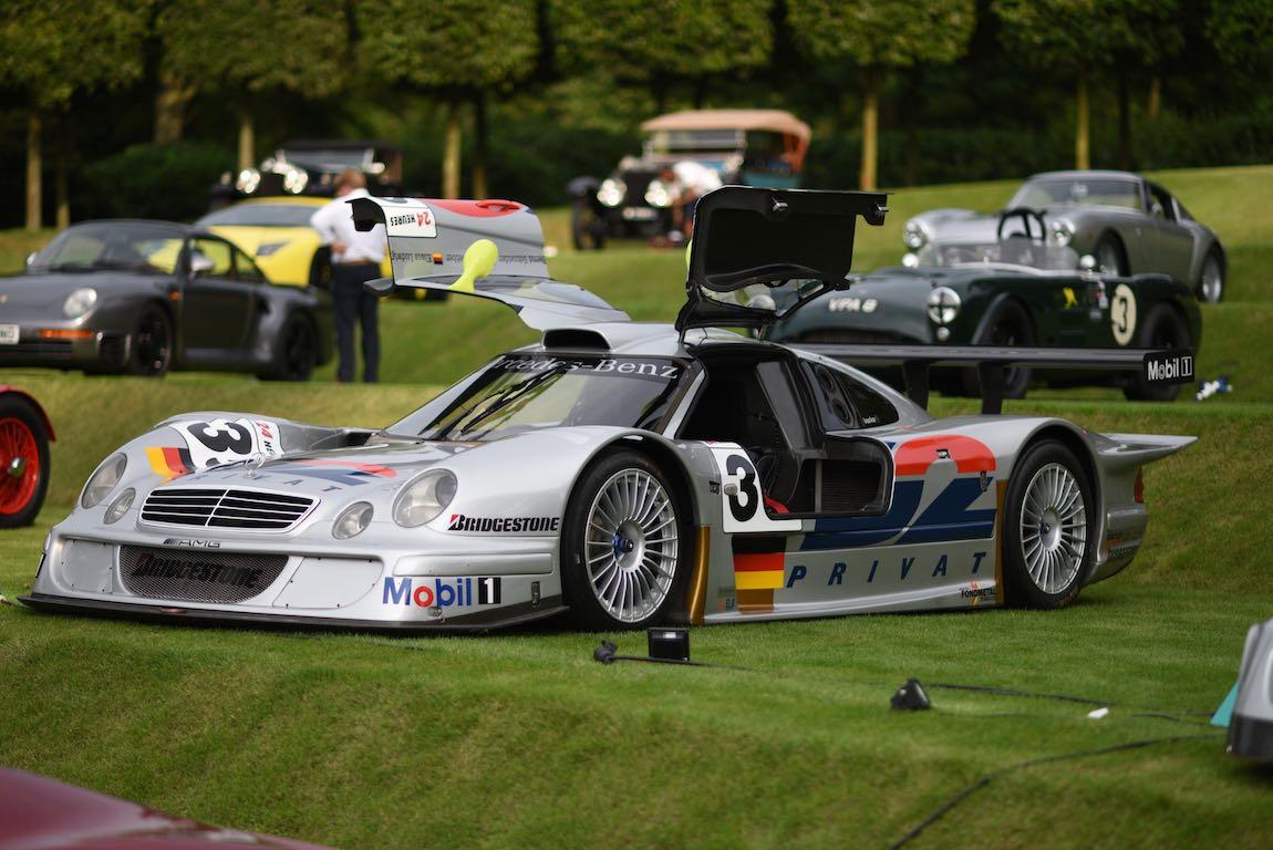 Mercedes-Benz CLK GTR Roadster - 2002 Credit Rufus Owen