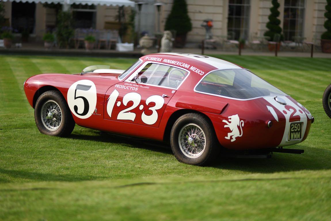 Ferrari 250 MM - 1953 Credit Rufus Owen