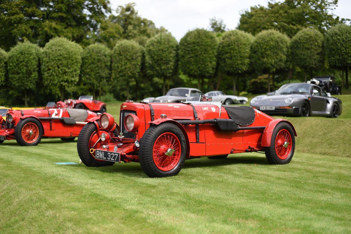 Aston Martin Ulster LM17 – 1934 Credit Rufus Owen