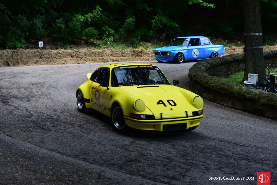 1972 Porsche 911- James Southwood.
