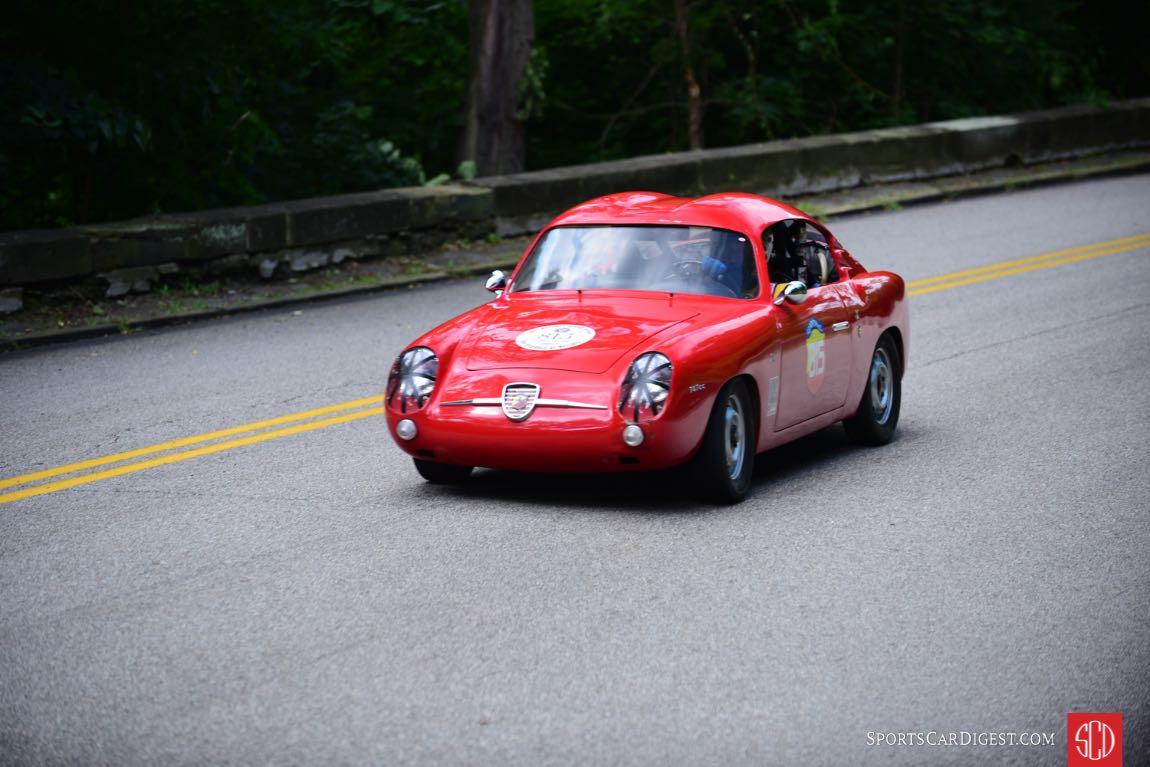 1959 Fiat Abarth Zagato 750 GT- Joe Parlanti.