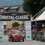 Fiat 1100 S Wins at Ennstal Classic