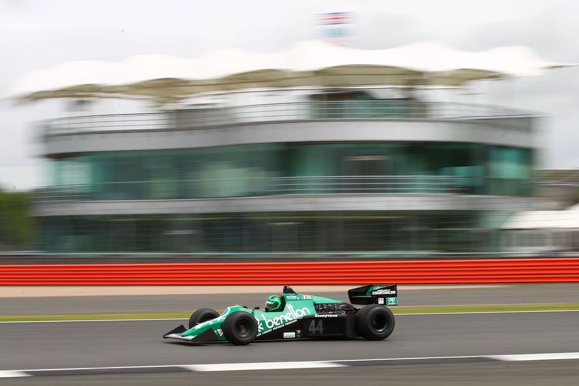 Martin Stretton - Tyrrell F1