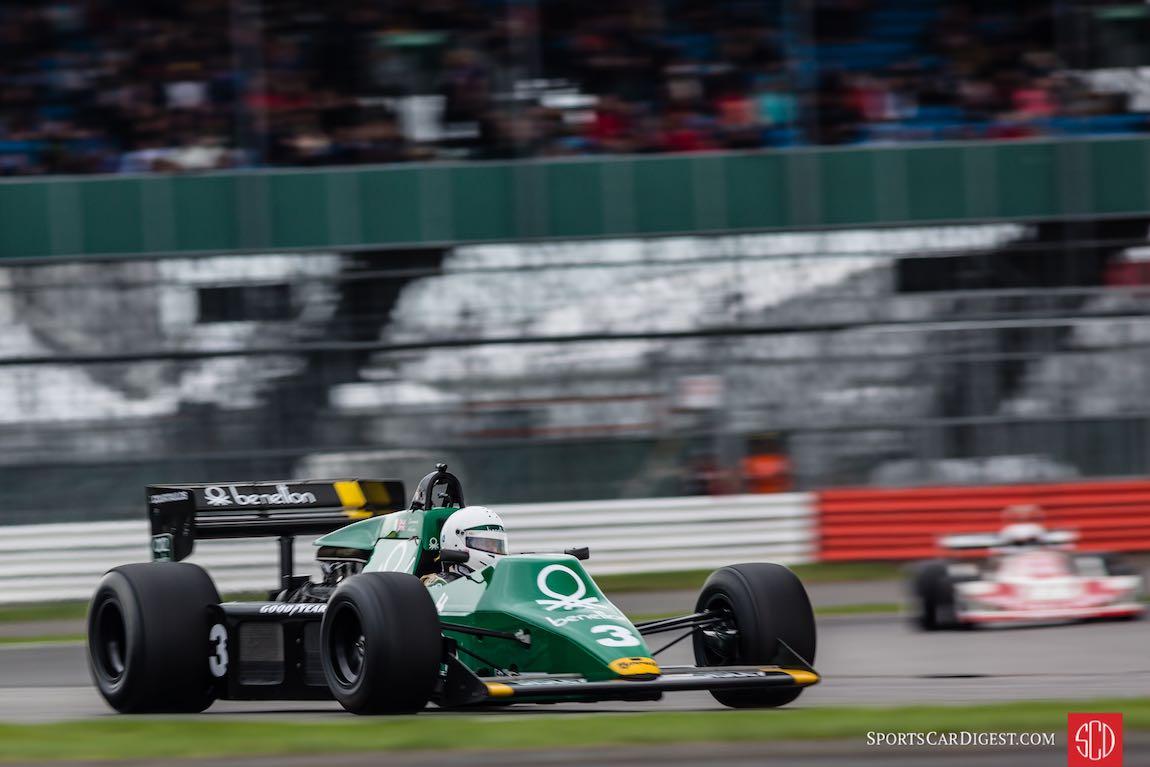 Benetton Tyrrell 012
