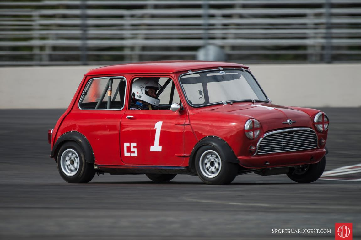 Brian Waters - 1960 Mini Cooper