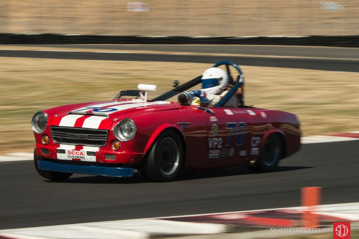 Mike Smith - 1967 Datsun Roadster