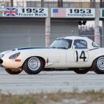 Top 10 Auction Cars of Monterey Week 2017
