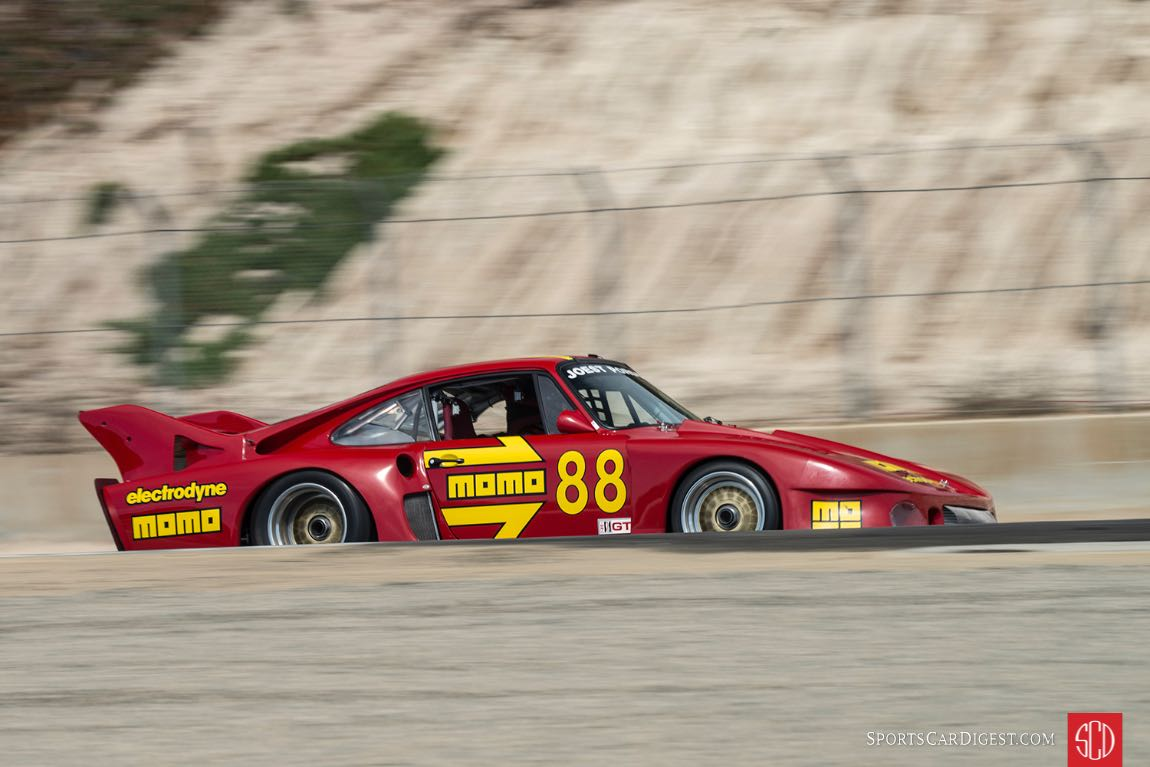 Chip Conner's1980 Porsche 935J