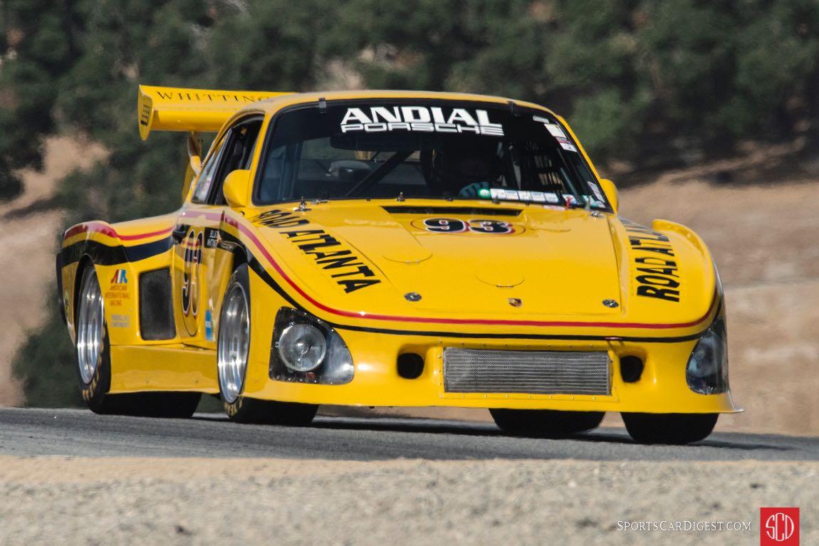 Steve Schmidt's1976 Porsche 935 K3