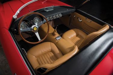 1959 Ferrari 250 GT LWB California Spider 1503 GT (photo: Darin Schnabel)