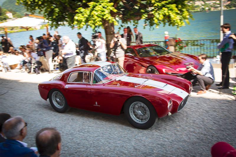 1954 Maserati A6 GCS Berlinetta Pinin Farina