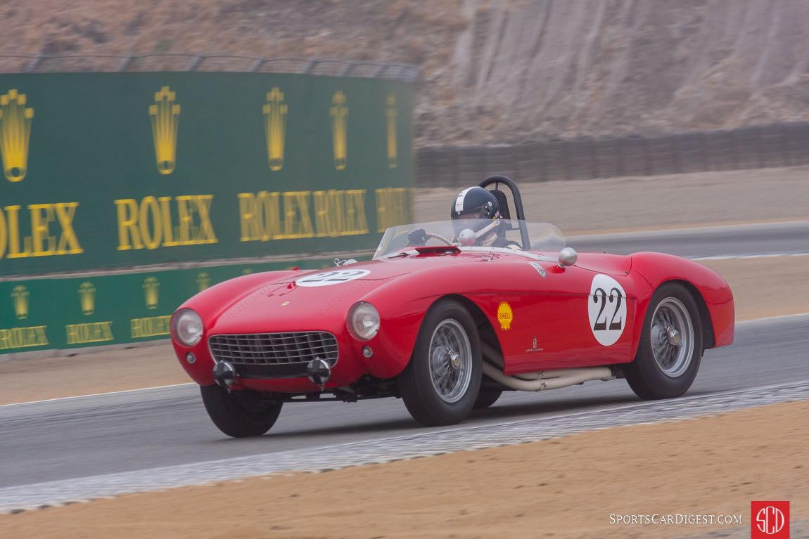 Jeffrey Abramson - 1954 Ferrari Mondial
