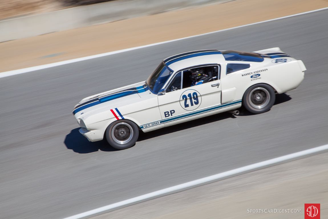 Charles Mckee - 1966 Shelby Mustang