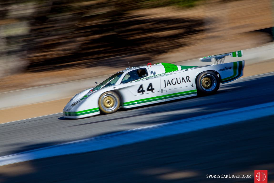 Randall Smalley Sr - 1985 Jaguar XJR-5
