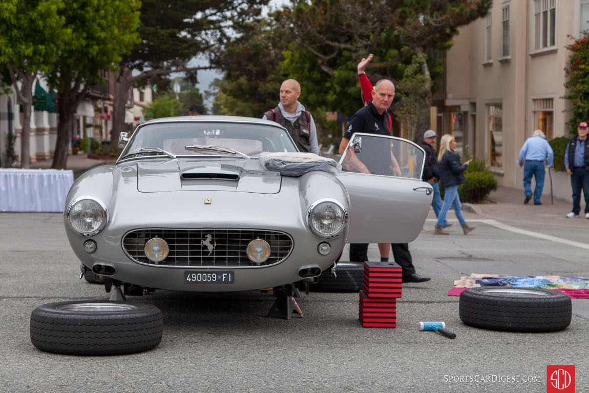 GTO Engineering's Ferrari 250 GT SWB