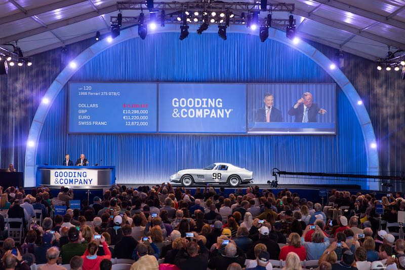 1966 Ferrari 275 GTB/C sold for $14,520,000