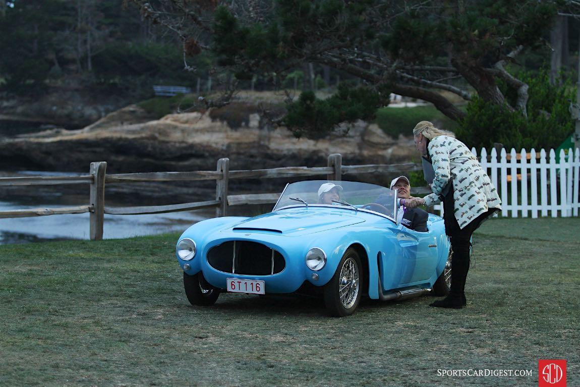 1955 Moretti 1200S
