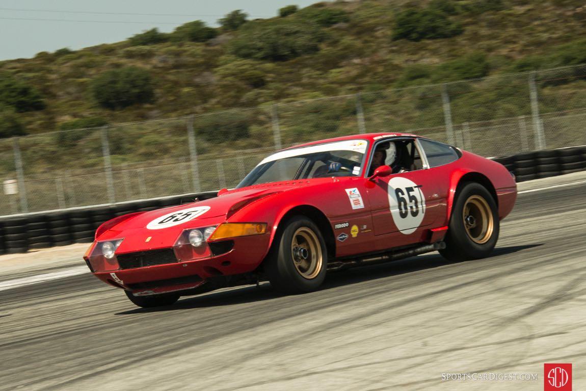 David Hinton - 1969 Ferrari 365 GTB