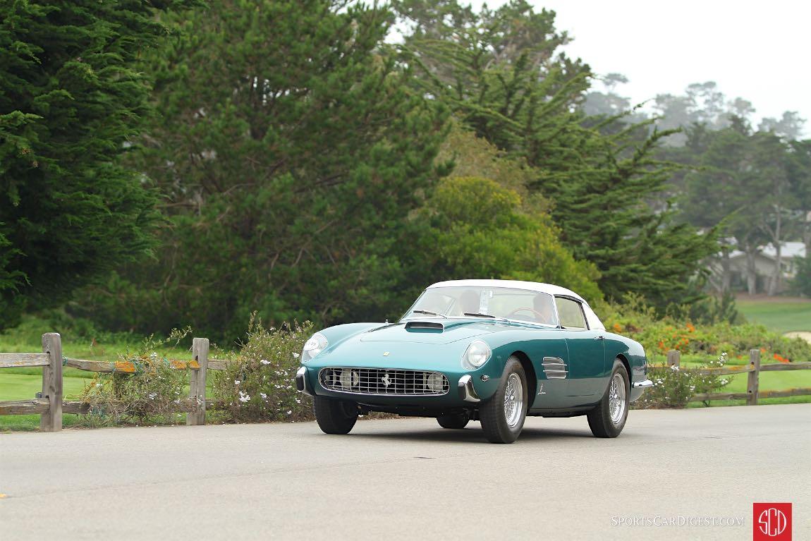 1957 Ferrari 4.9 Superfast 0719SA