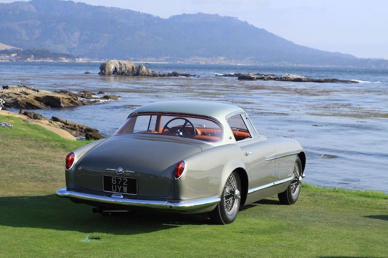 1954 Jaguar XK120 SE Pinin Farina Coupe (photo: Richard Michael Owen)
