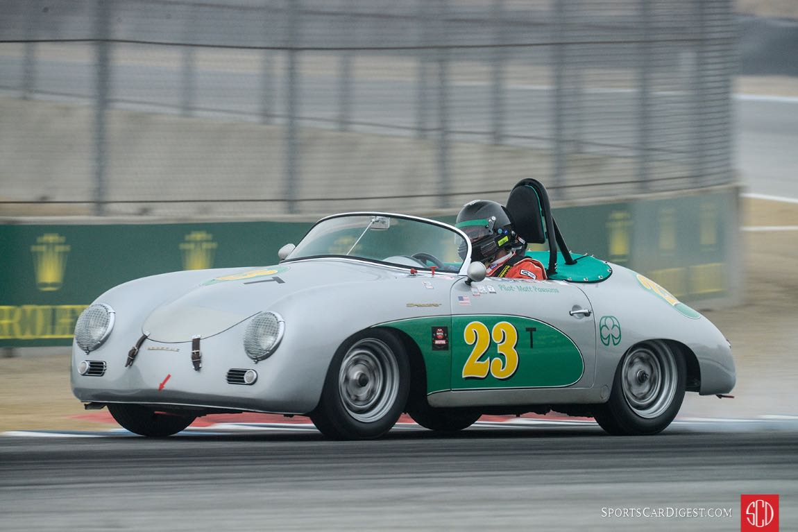 Ron Goodman's 1954 Porsche 356