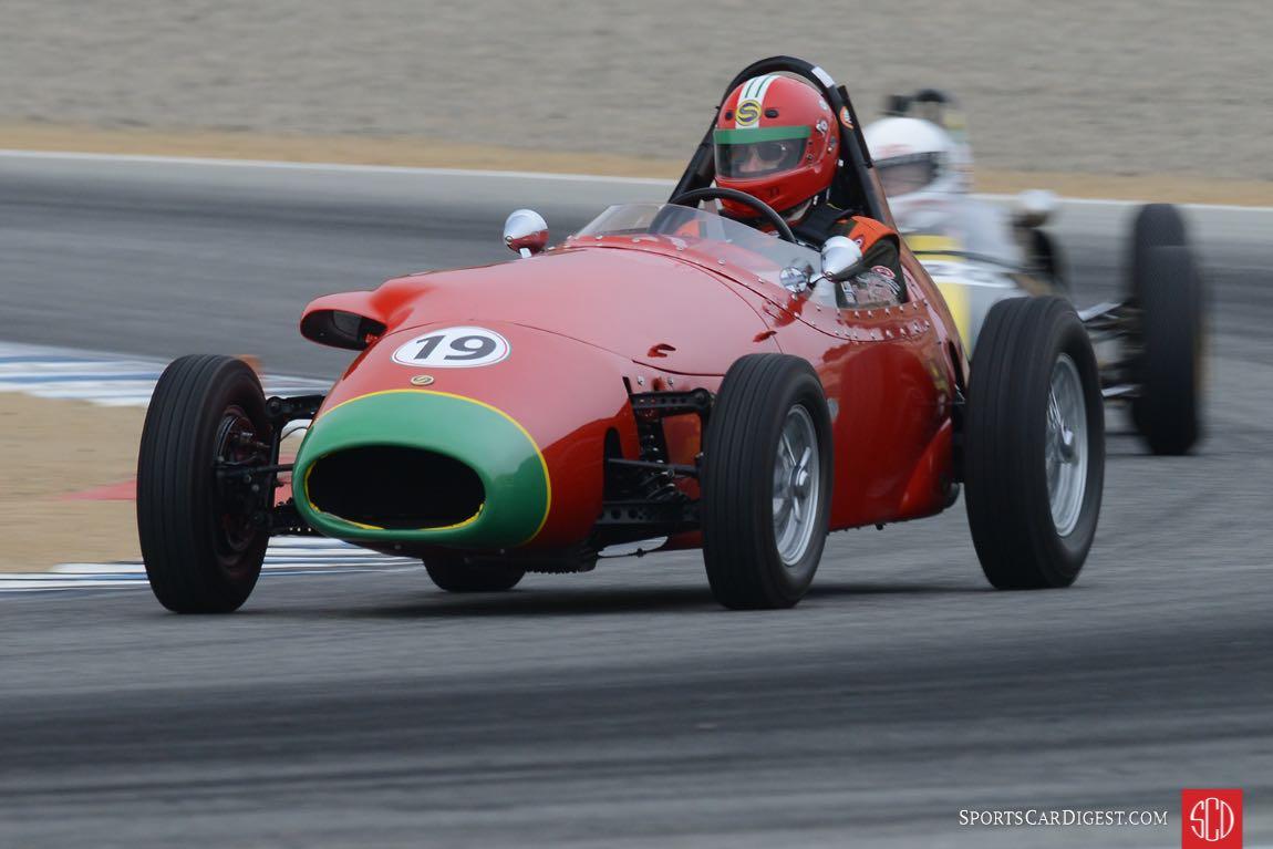 Tom O'Grady - 1959 Stanguellini Formula Junior