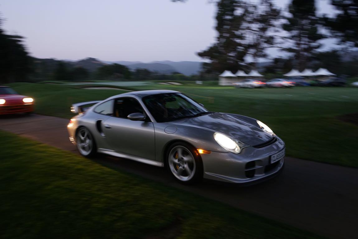 Porsche Werks Reunion Monterey 2017