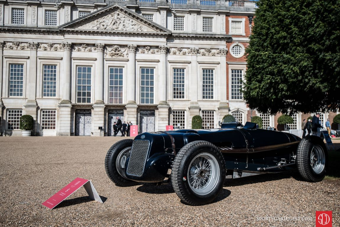 1927 Delage ERA Grand Prix Car