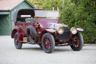 Austro-Daimler from the Bothwell Collection