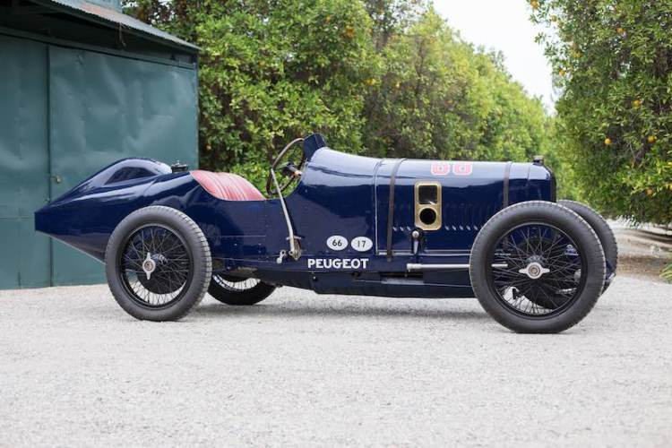 1913 Peugeot 4.5-Liter L45 from the Bothwell Collection