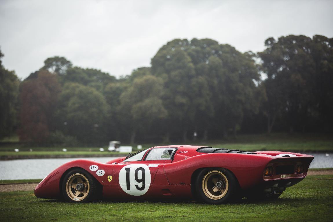 1969 Ferrari 312 P chassis 0872