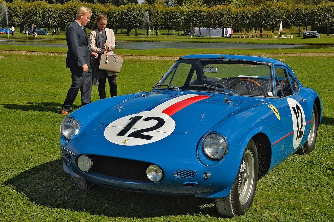 1961 Ferrari 250 GT Sperimentale chassis 2643GT