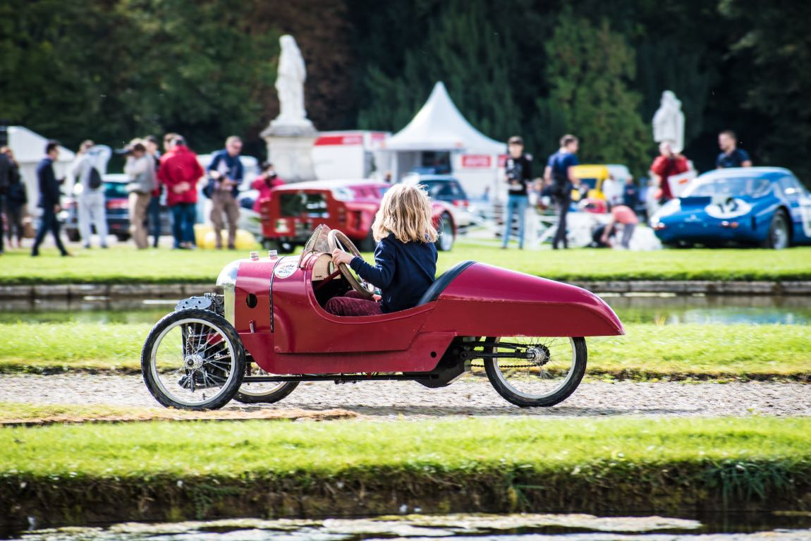 Chantilly Concours d'Elegance 2017