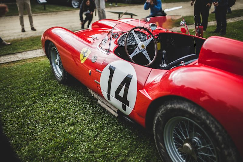 Best of Show Post-War - 1958 Ferrari 250 Testa Rossa, chassis 0728TR