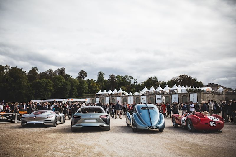 Best of Show Winners - Chantilly Arts and Elegance Concours d'Elegance