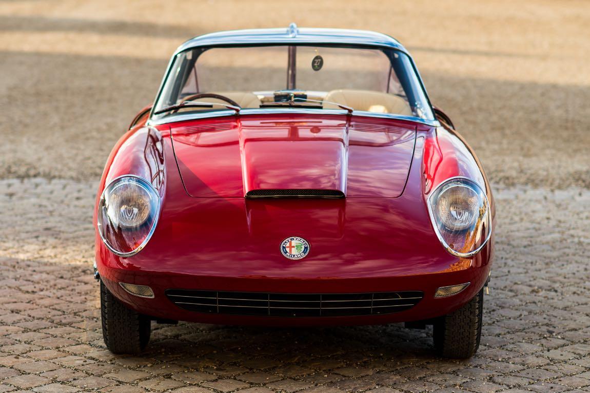 1960 Alfa Romeo 6C 3000 CM Pinin Farina Superflow IV