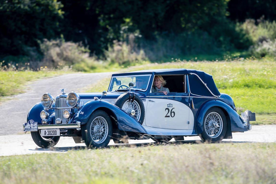 1938 Alvis Speed 25