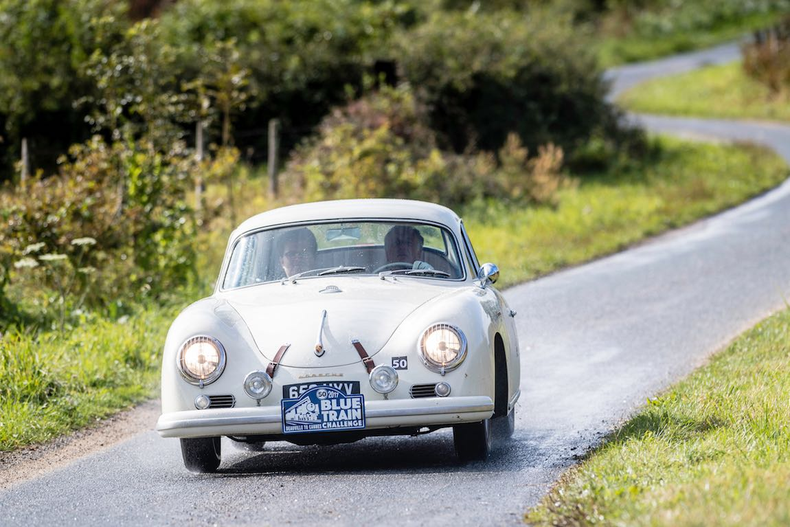 1957 Porsche Carrera 1500 GS